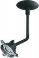Model: 120240B  40 lb. Long Drop Ceiling Mount (Black)