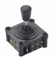 1000 Series is a versatile range of low cost switch joysticks