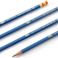 Golden Bear #2 Blue Bulk - Made in the USA Pencils
