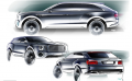 Bentley EXP 9 F Design Concept