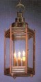 Period Lighting's lantern