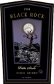 Black Rock Petit Sirah Wine