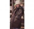 Childrens Shearling Duffle Coat