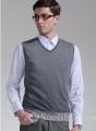 Men's Trendy Sleeveless Woolen Vest
