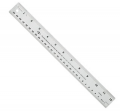 Alvin Flexible Stainless Steel Ruler