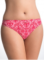 Ultimate Undies microfiber thong panty
