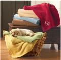 Pure Cotton Fleece Blanket