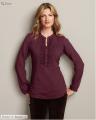 Feminine Lace Tunic