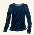 Women's Long Sleeve Jewel Neck