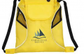 Bumblebee Drawstring Cinch Backpack