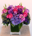 Is Heaven Purple and Pink? Bouquet