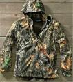 Mossy Oak Hooded Jacket