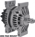 Delco Remy 28SI™ High Output Alternator - 160, 180, 200 Amps