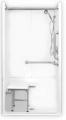 MP3940KD34CD 3-Piece Barrier-free Transfer Shower