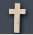 Custom Ornament Cross