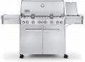 Freestanding Barbecues