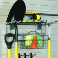 Garden Rack & Basket