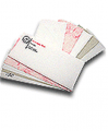 Raised Printed Envelopes