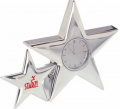 Metal Star Clock