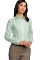 Ladies Fine Line Non-Iron Button-Down Shirt