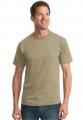 Heavyweight Blend 50/50 Cotton/Poly Pocket T-Shirt
