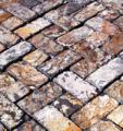 Tumbled pavers