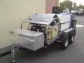 SCU Trailer Tandem Axle trailer washer