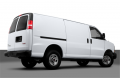 GMC Savana Cargo Van 2500 Regular Wheelbase Vehicle