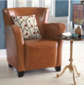 Oxford Leather Chair