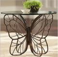 Monarch Butterfly Side Table