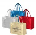 Metallic Designer Laminated Totes Bag
