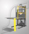 LoadWarrior® Rail Lift