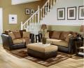 Lawson - Saddle Living Room Set
