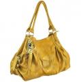 A16-TN Mustard Handbag