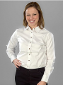 Harriton Women's Twill Shirt