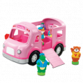 Singing School Bus (pink)