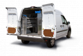 Sortimo's Leading In-Vehicle Organizational System For Cargo Vans