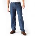Levi's Comfort Fit 560 Dark Stonewash Big & Tall Men's Jeans