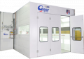 The 3000 Series Spray Booth