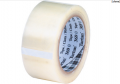 Super strong pressure sensitive polypropylene tape for economical, repetitive volume packaging