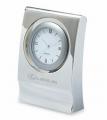 Classically Designed Roman Numeral Round Dial Desk Clock