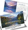 Reflections Desk Tent Calendar