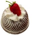 Bundt Cake Chocolate Strawberry Fake Food USA