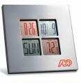 Color Lcd Display Clock