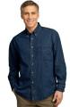 Long Sleeve Value Denim Shirt