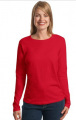 Ladies ComfortSoft® Long Sleeve T-Shirt