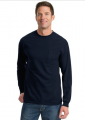 Long Sleeve Essential T-Shirt with Pocket