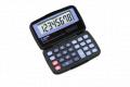 Handheld Display Calculator