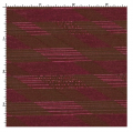 Parallel Blackberry Fabric