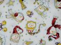 Clothworks Let It Snow 10072-1 Fabric